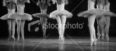 Unsere Gruppe Ballett für Kinder sucht Zuwachs.